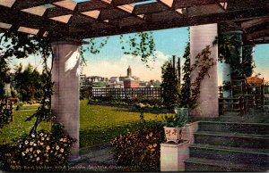 Washington Seattle Hotel Lioncoln Roof Garden
