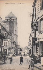 COSNE-SUR-LOIRE, France, 00-10s; Rue St. Jacques