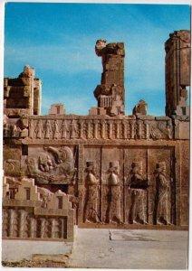 PERSEPOLIS, Shiraz, Iran, unused Postcard