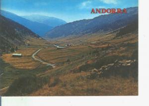 Postal 014511: Bordes dels cortals de Encamp, Andorra