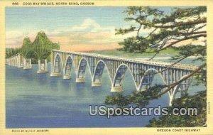 Coos Bay Bridge - North Bend, Oregon