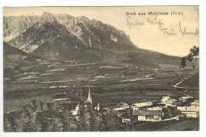 Gruss aus Walchsee (Tirol), Austria, PU-1926