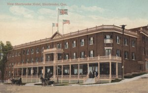 SHERBROOKE , Quebec, Canada, 1900-10s ; New Hotel