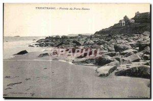 Postcard Old Pointe Trestaou Pors Nevez