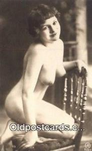 Reproduction # 188 Nude Postcard Post Card  Reproduction # 188
