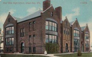 GREEN BAY , Wisconsin , 1913 ; East Side High School