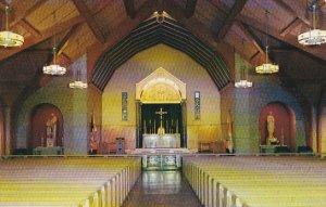 Interior Collegiate Church Of Christ The Teacher Merrimack College North Ando...
