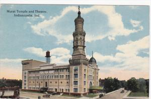 Murat Temple And Theatre, INDIANAPOLIS, Indiana, 1900-1910s