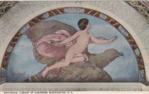 Tennyson-Ganymede Library Of Congress Washington D C