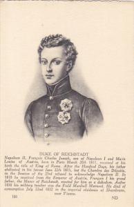 Duke Of Reichstadt Napoleon II