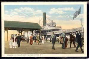 Steamer Horicon, Lake George NY