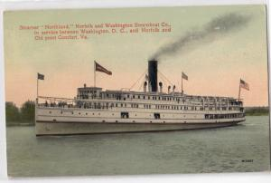 Steamer Southland, Old Point Comfort VA