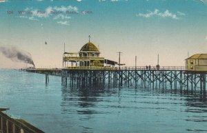 SAVIN ROCK , Connecticut, 1914; Wilcox Pier