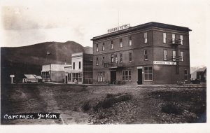 RP: Carcross , Y.T. , Canada , 00-10s ; Main Street