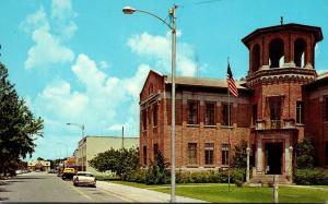 Florida Auburndale East Park Street From City Hall