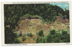 MISSOURI, 30-40s; Devil's Sugar Bowl At Devil's Elbow
