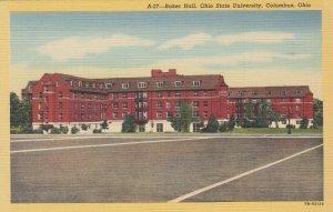 COLUMBUS , Ohio , 30-40s; Baker Hall, Ohio State University