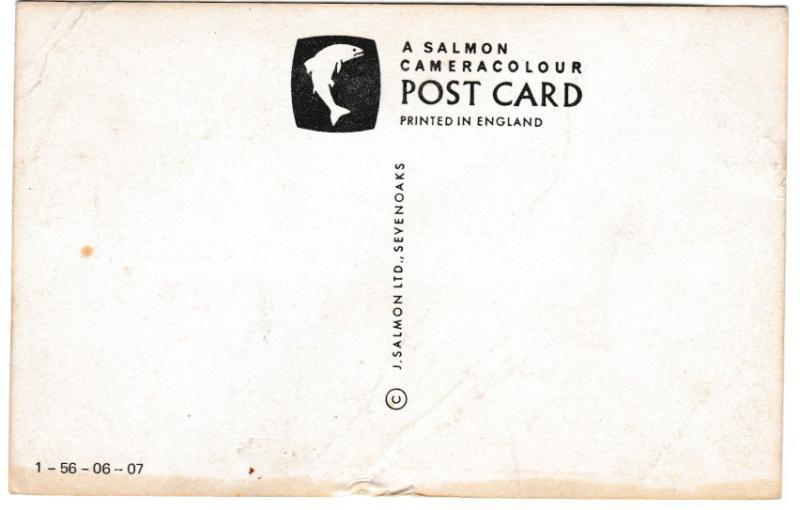 Post Card Dorset MUDEFORD 3 views J Salmon Ltd.,1-56-06-07