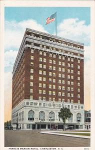 Francis Marion Hotel, CHARLESTON, South Carolina, 10-20s