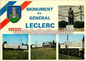 Postcard Modern Lamerey Dompaire Monument du General Leclerc