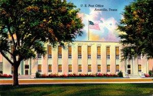 Texas Amarillo Post Office