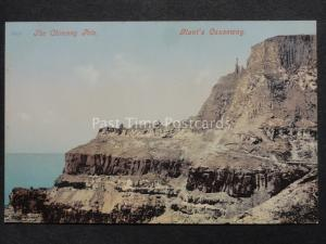 Northern Ireland THE CHIMNEY POTS - GIANTS CAUSEWAY Antrim - Old Postcard