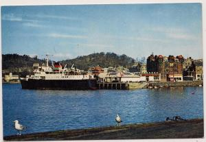 Car Ferry - Oban, Argyll - Post Card - Unused