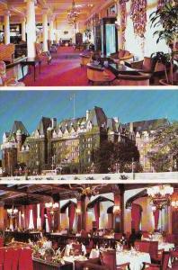 Canada Interior Views The Empress Hotel Victoria British Columbia