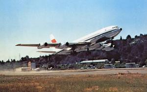 Aviation - CAAC (Civil Aviation Administration of China)  Boeing 707-3J6B