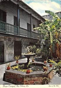 Bosque Courtyard - New Orleans, Louisiana