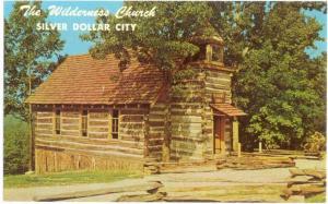The Wilderness Church Silver Dollar City Branson Missouri MO