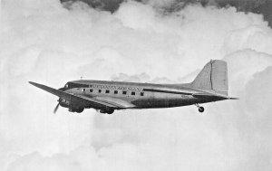 ATLANTA GA~DC-3A DELIVERED TO BRANIFF AIRWAYS IN 1940-WAHS CONVENTION POSTCARD