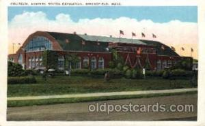Eastern States Exposition, Springfield, Mass. 1935 USA, Postcard Post Card  C...