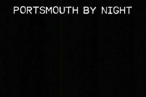 NEW Postcard, Portsmouth by Night, Humor, Novelty, Fun, Funny EQ3