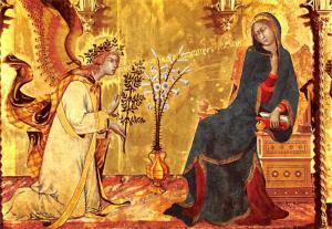 Firenze - The Annunciation