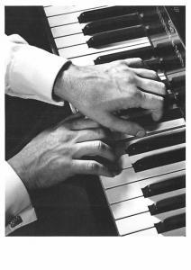 Piano - Ilse Bing