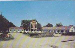 South Dakota Mitchells Flamingo Motor Court