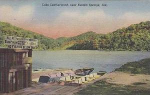 Arkansas Eureka Springs Lake Leatherwood
