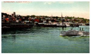 New York Newburgh , View from River