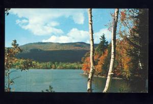 Monadnock Region, New Hampshire/NH Postcard, Thorndyke Pond