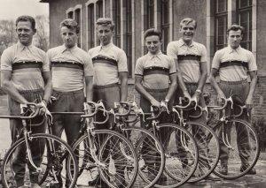 RP: Cycling ; Race Team , 1959 , BPW XII ,  ; Reprezentacni Cyklisticke Muzst...