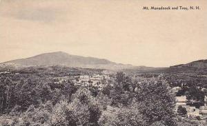 Scenic view, Mt. Monadnock and Troy, New Hampshire, 00-10s