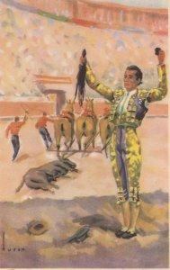 Bull Fight  , 10-30s ; OREJAS Y RABO