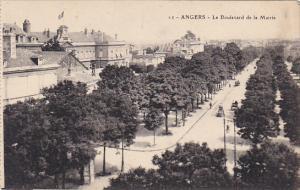 France Angers Le Boulevard de la Mairie