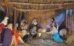 Nativity Scene Christus Biblical Gardens Gatlinburg Tennessee