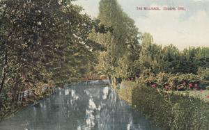 EUGENE , Oregon , 1900-10s ; The Millrace