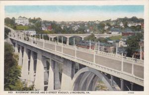 Rivermont Bridge & D Street Viaduct , LYNCHBURG , Virginia , 00-10s