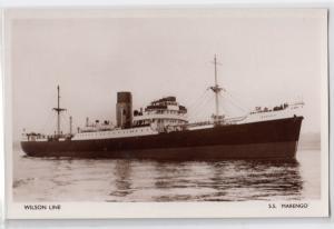 S.S. Marengo - Wilson Line
