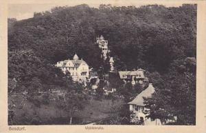 Bendorf , district Mayen-Koblenz, iRhineland-Palatinate, Germany, 00-10s : Wa...