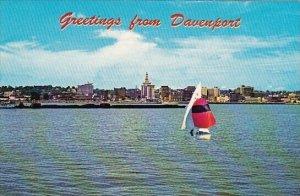 Greetings From Davenport Iowa